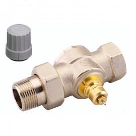 Клапаны термостатические и термоголовки